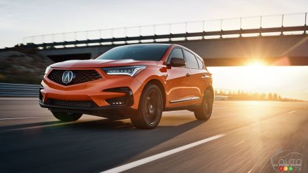 Acura Adds Limited NSX-Flavoured RDX PMC Edition for 2021